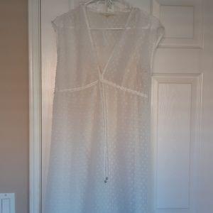 Lovestitch white maxi dress